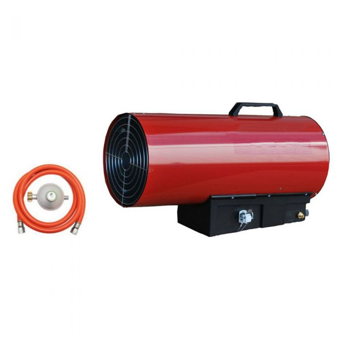 Vente g n rateur d 39 air chaud gaz automatique 58 kw - Canon air chaud ...